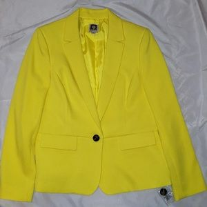 New Women's Anne Klein Size 12 Jacket